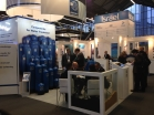 About 1000 people visited Jurby WaterTech International's stand at Trade Exhibition in Amsterdam