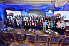 Jurby WaterTech International has participated in the leading conference on water treatment held in Egypt